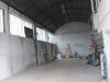 Linke Hallenhälfte vor der Renovierung